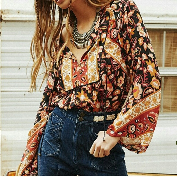 Spell & The Gypsy Collective Tops - NWT Spell and the gypsy Lolita blouse